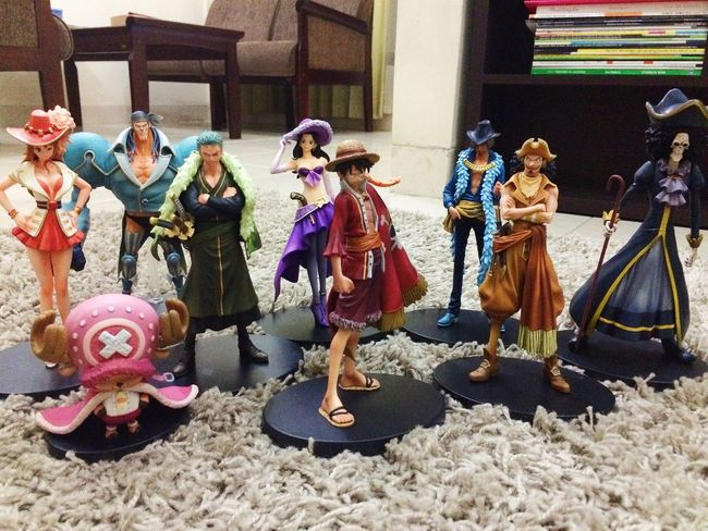 OnePiece Action Figures Anime Animelover Japan Pirates Hobbies First Eyeem Photo