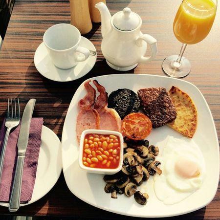 A late lunch ready to be demolished Scottishbreakfast Myfavourite Alldaybreakfast Yummy Myfavourite