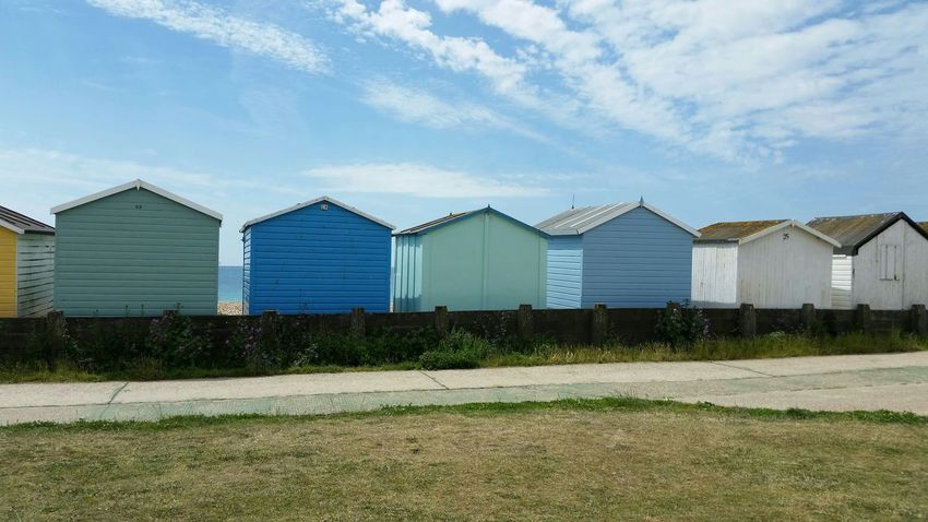 Summer2015 Beach Huts Southcoast
