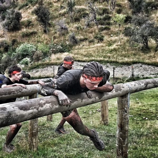 Obstacle Course Obstacles Obstaclecourserace The Mule Queenstown Nz Queenstown Newzealand