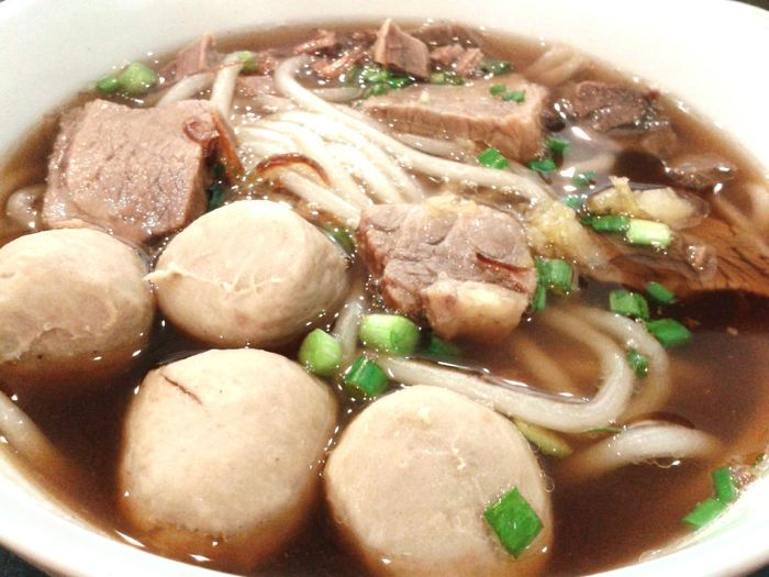 Lunch Beef Noodles