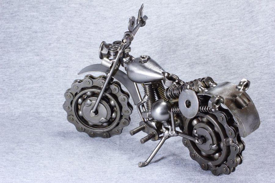 Motocross Model Motorcycle Steel Art Toys Toy Children Small No People Asian  Winner Lost
