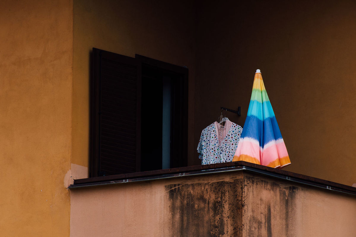EyeEm Selects Flag Patriotism No People Day Indoors  Close-up Politics And Government Dress Umbrella Rainbow Balcony Parasol Sunshade Robe Bathrobe Nightgown Nightie NightShirt Lgbt Paint The Town Yellow