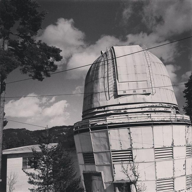 Abastumani Astrophysics Cloud - Sky Georgia Observatorium Observatory Sky