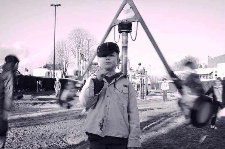 Boy Childhood Foreveryoung  Lonely Playgarden Playing Scouting