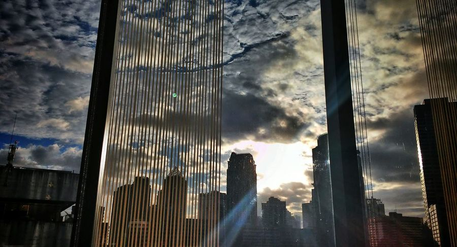 Eyeem Philippines Looking Out The Window Cityscapes Sun And Clouds