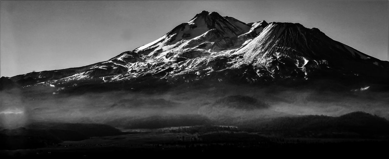 Mount Shasta Landscape Mountain Nature Outdoors Sky Mountains Northern California Diamond Mafia Photography Blackandwhite Photography Lake Shastina C.a