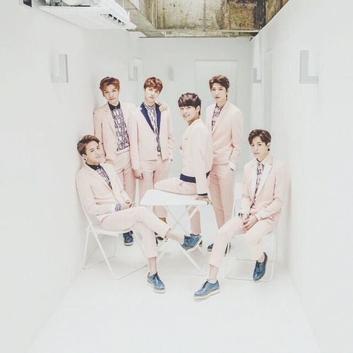 VIXX for K-Wave VIXX N Ken Leo Ravi Hongbin Hyuk First Eyeem Photo