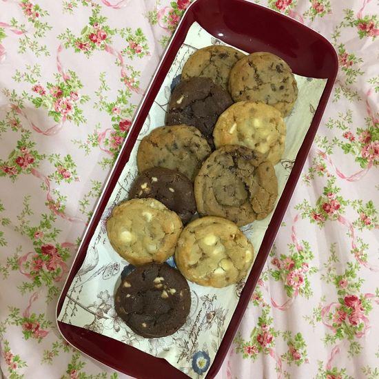 كوكيز اخر الليل 😊😋 تصويري  صور لقطة يمي لذيذ Yum Cookies Enjoy Photo Pictureoftheday Relaxing