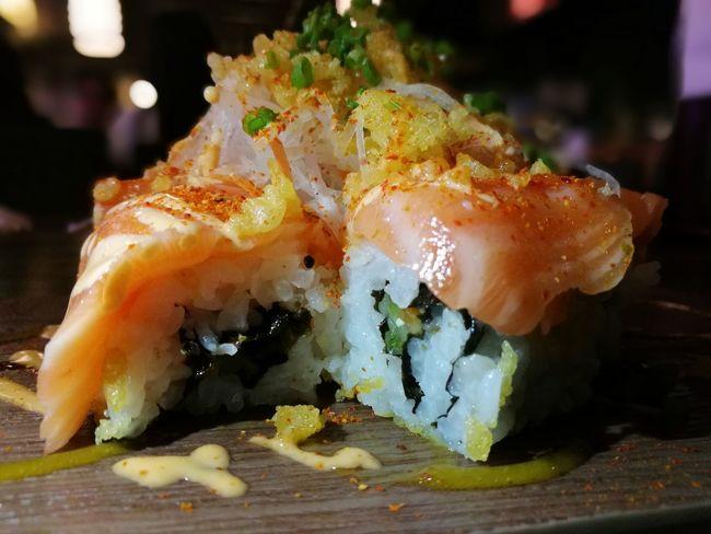 Sushi Food Close-up Sushi Time Sushilover Sushi Rolls Sushi Bar Sushiroll