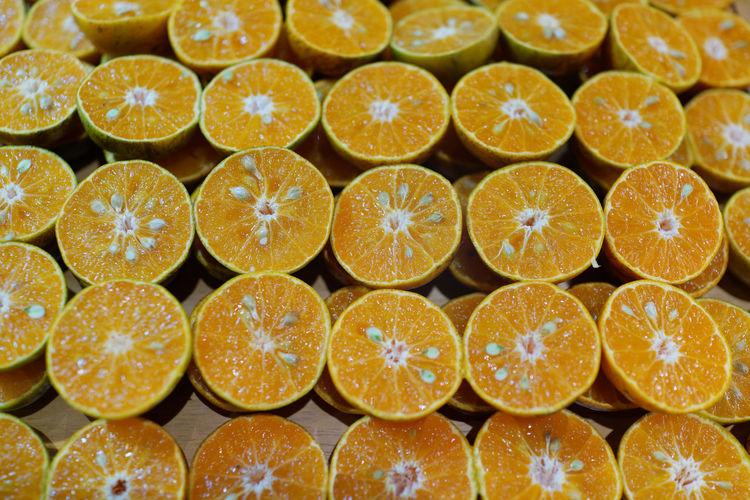 Stack of fresh oranges cut in half Full Frame Food And Drink Food Backgrounds Wellbeing Healthy Eating Fruit Freshness No People Orange Color In A Row Close-up Still Life Repetition Large Group Of Objects Abundance Citrus Fruit Indoors  Cross Section Geometric Shape Orange Ripe The Foodie - 2019 EyeEm Awards