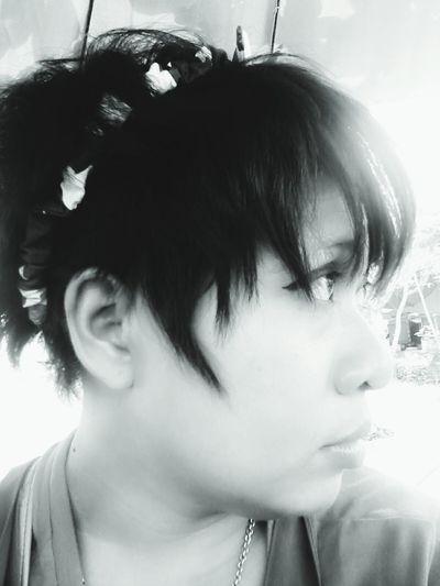 me...with..me Taking Photos Eyeliner Black&white Kureisaki