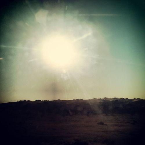 Desertview Sun Nature