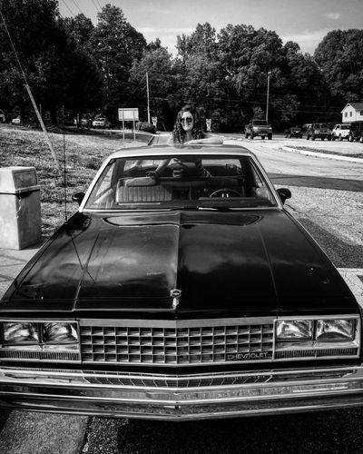 Blackandwhitephotography Blackandwhite Oldcars Elcamino Beautiful Oldschool Cruisin