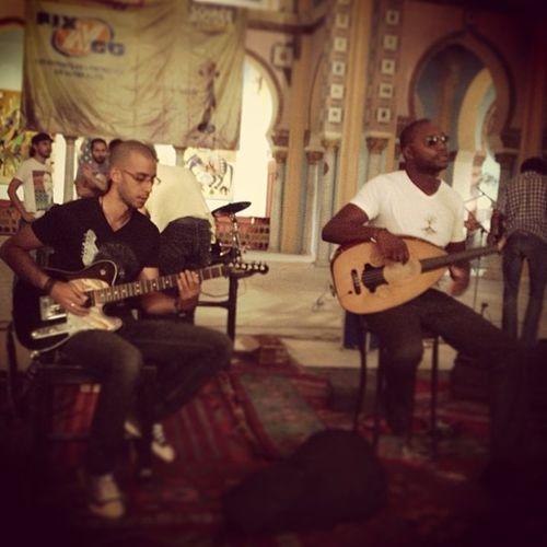 Let´s roots!! Instajaw Party Concert Rootsandsprouts instatn instatunis tunisie