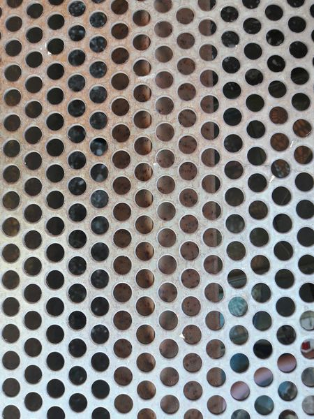 Pattern Textured  Geometric Shape Repetition In A Row Kitchen Utensil Full Frame Circle Conformity No People Patterned