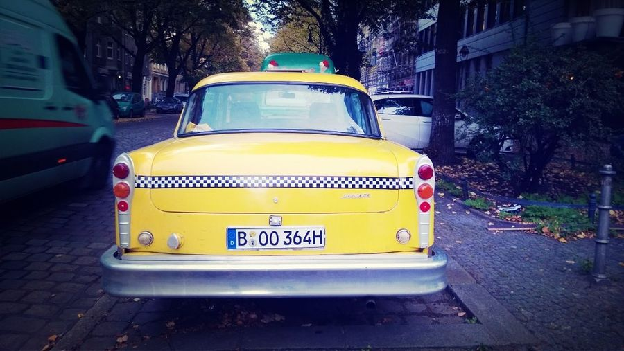NYC CAB Berlin Kreuzberg