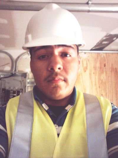 at work