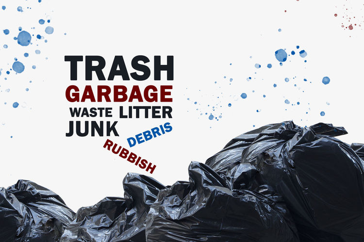 Trash White