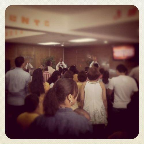 At the Iglesia..  Livetiltshift