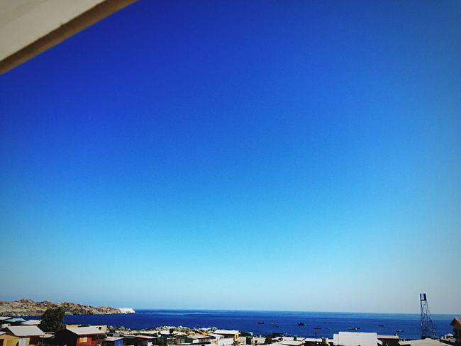 Un día soleado ☀️ como si aún fuese verano...