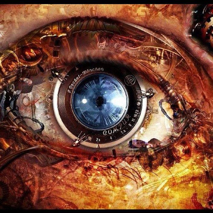 Human Eye . 576 Megapixel Unusualfacts