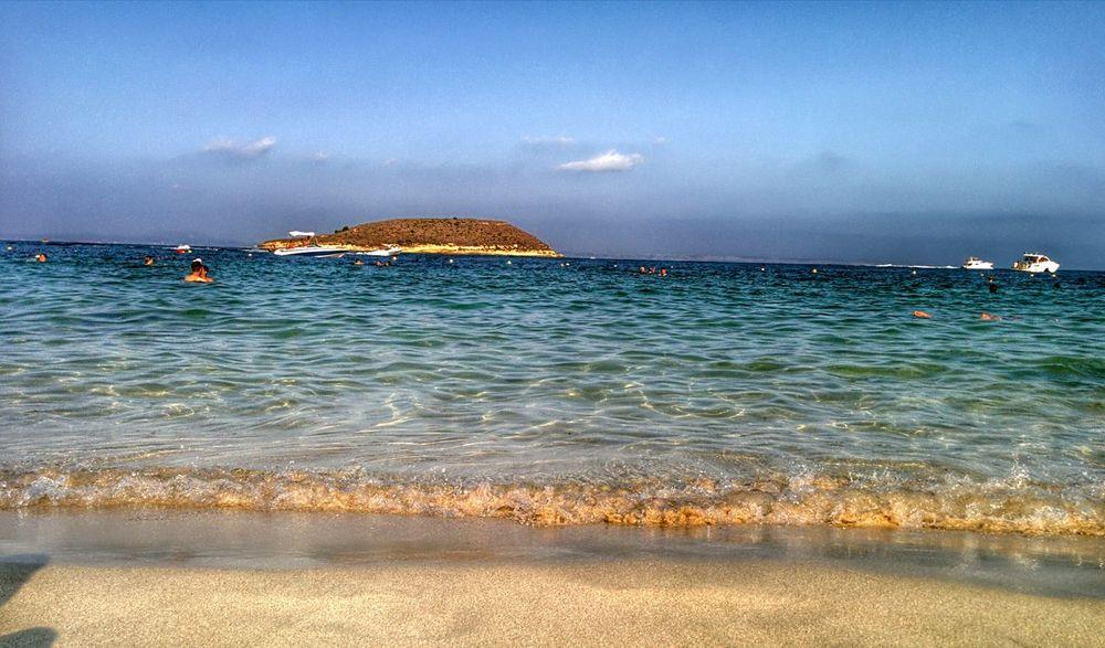 Summer ☀ Sea Holiday Moment Magaluf Beach