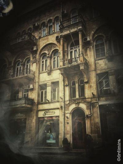 DARK LIFE OF OLD CITY Photo Morgana Photomorgana Dark
