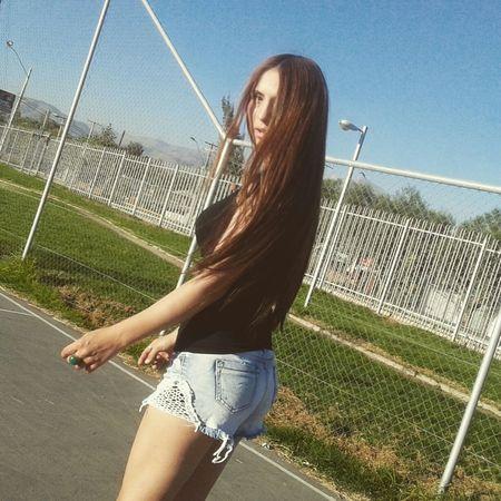 Hipster Long Hair Summer Sun Hippie Skinny Rollers Roller Coaster Rollerskating Patines