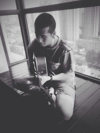 play Guitar …
