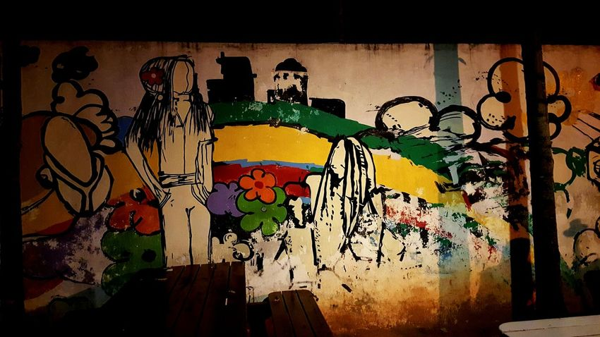 Wallpainting Graffiti Art Graffiti Wall Check This Out EyeEm Gallery Wallart Rookiephotographer Note5photography