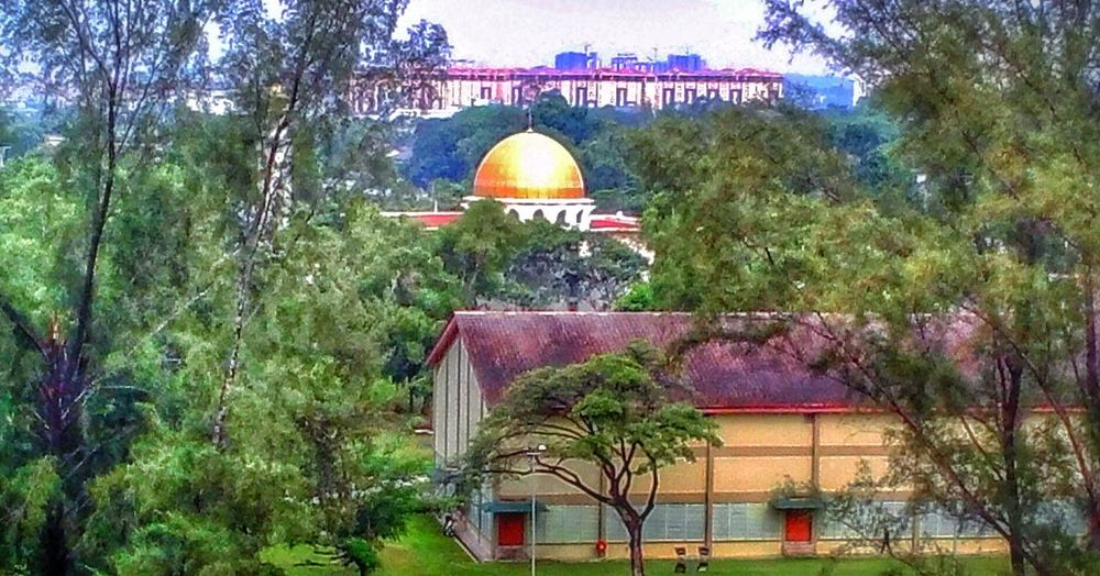 Mosque Kelana jaya selangor Malaysia..