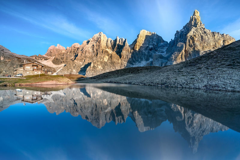 Reflection ii passo rolle-dolomite