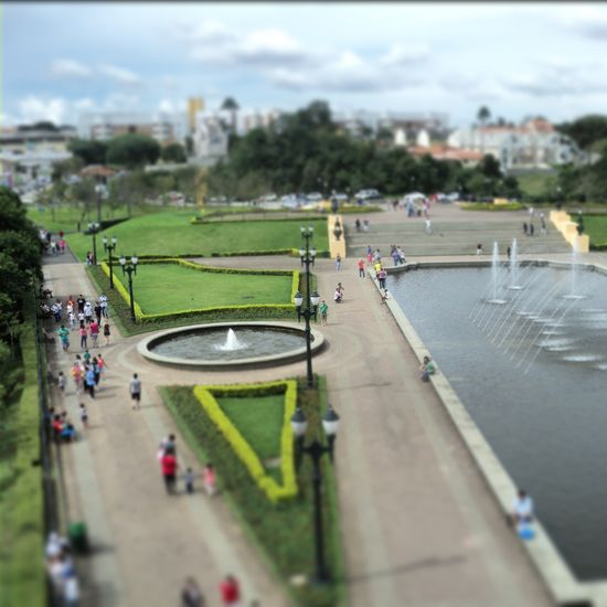 Large Group Of People Day Leisure Activity People Water Outdoors Group Of People Tilt-shift Sky Adult Adults Only