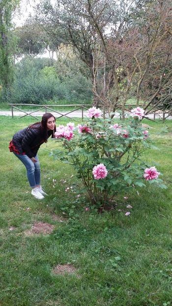Girl Primavera Fiore Fiowers Flower Giardino Campagna Roma Photography Photo