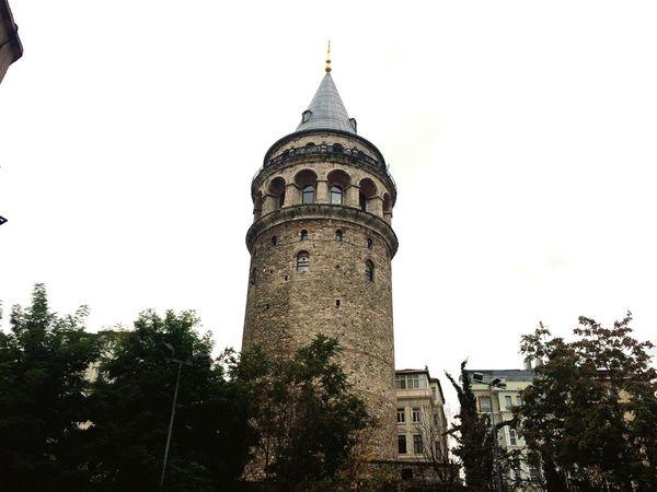 Galatakulesi Galatatower Galatatowermanzara Istanbulove Istanbul