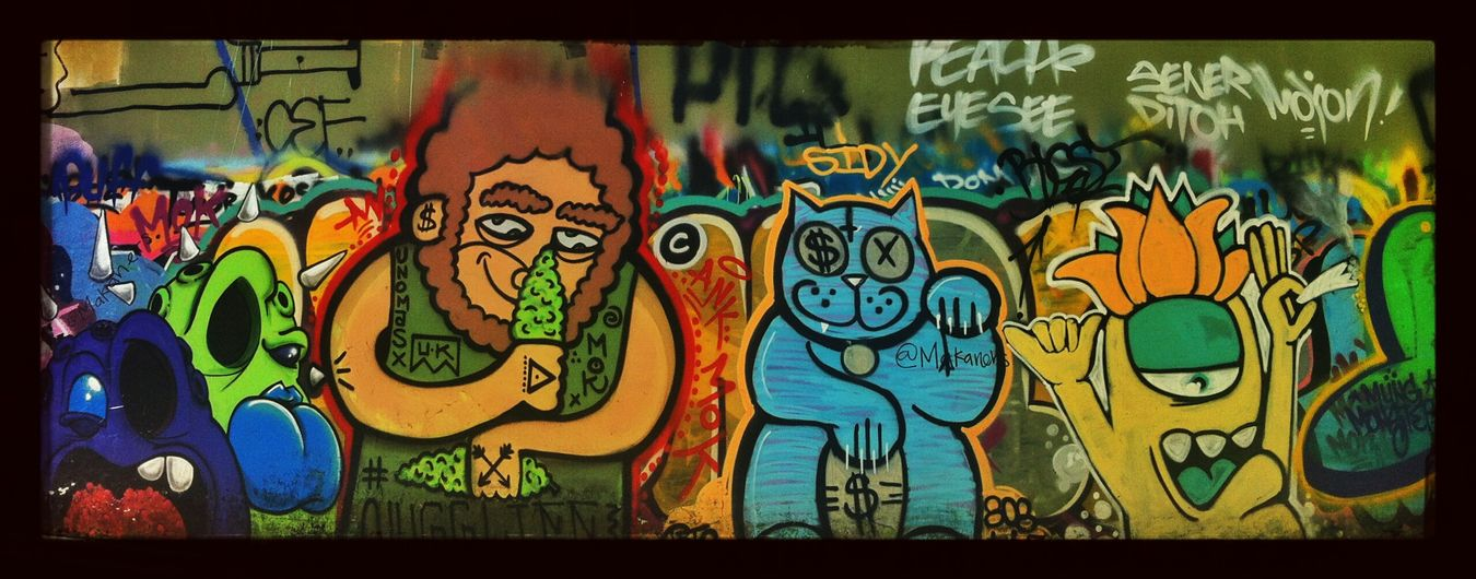 Graffiti Graffitiporn