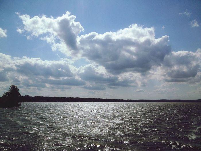 Sonne und Wind am Steinhuder Meer Steinhude
