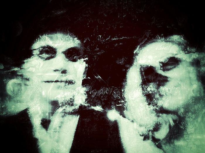 Dia De Los Muertos Cute Couple