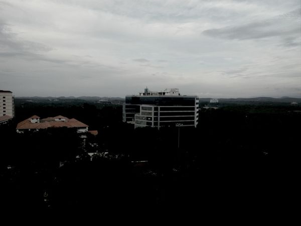Click from the top Technopark First Eyeem Photo