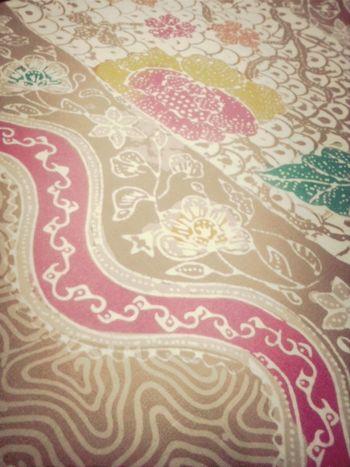 Batik Fabric Pattern Bandung