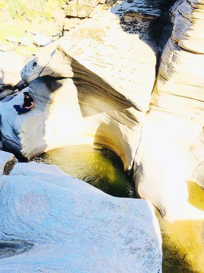 Vadi Taşyaran Valley Water Nature Reflection High Angle View Day No People Wet