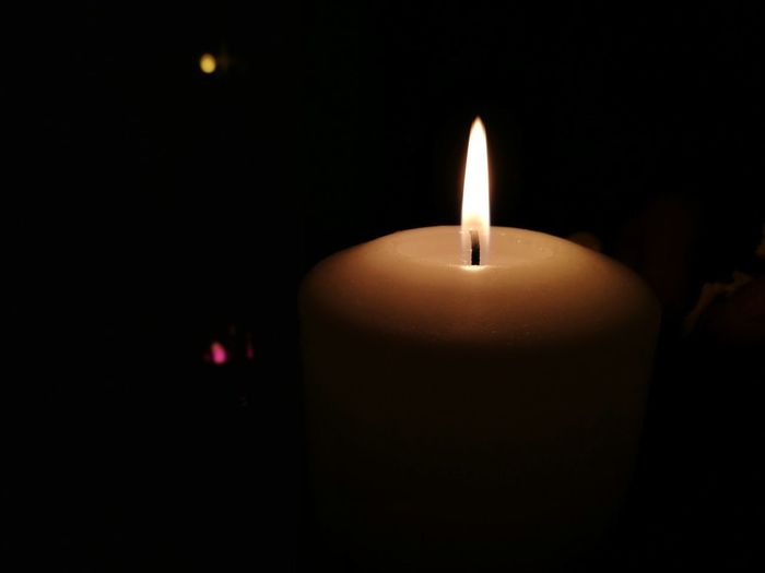 Candle Black