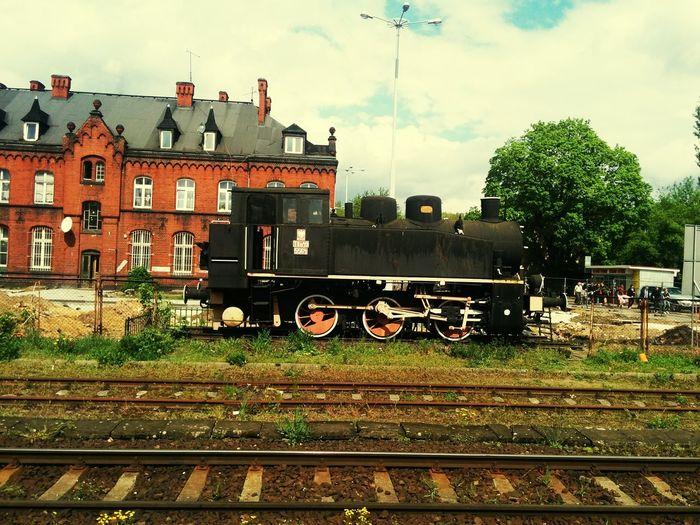 Locomotive Steam Locomotive