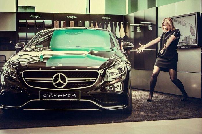 С 8 марта должно быть правильным!))) Sportscar First Eyeem Photo Fotograf Kmv