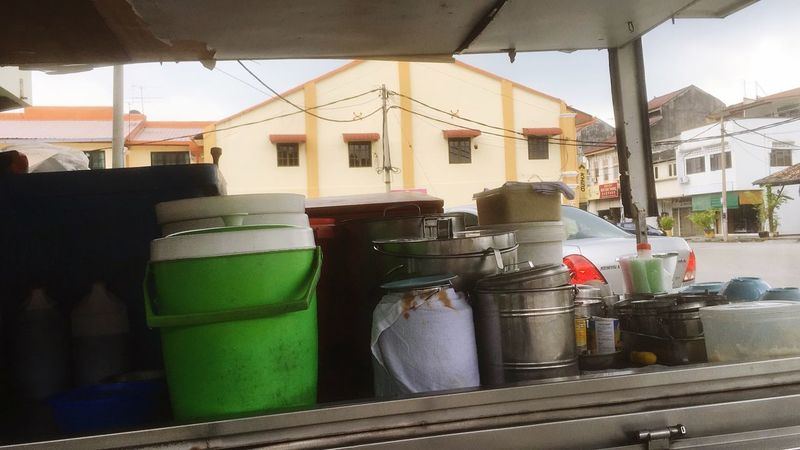 Journey for cendol Container No People Business Indoors  Architecture Day Refreshment My Best Travel Photo