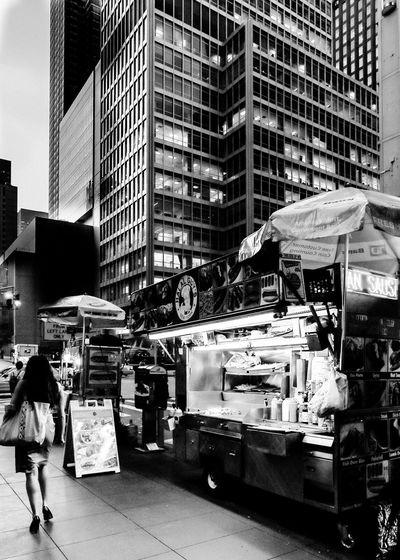 New York City The Best Of New York Manhattan Streetphotography Architecture EyeEm Best Shots Black And White