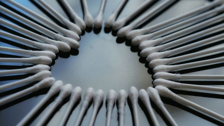 Q Q-tips Heart Creative Creative World Creativity Perspective Photography Macro Close-up Close Up Closeup Perspective Ideas Q-tip Pivotal Ideas