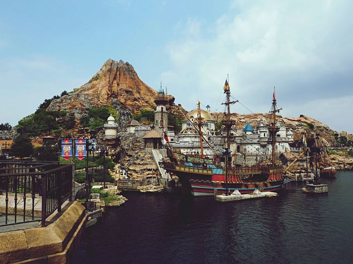 Tokyo Disneysea🌍🐭💕 Disney DisneySea Enjoying Life Holiday OlympusPEN Camera カメラ 東京ディズニーシー