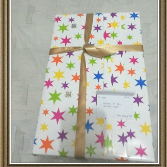 To my ina-anak Guesswhat Surprise Gift Baptism baptismgift welcometochristianity christianworld sunday ninang